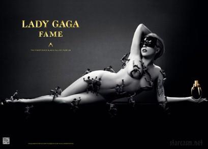 LADY GAGA LAUNCHES FAME PERFUME The Fashion Hive